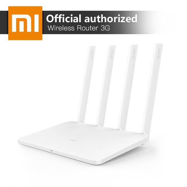 Xiaomi MI WiFi Wireless Router 3G Ali Express £27.11 Store: Mi Digital Store AliExpress