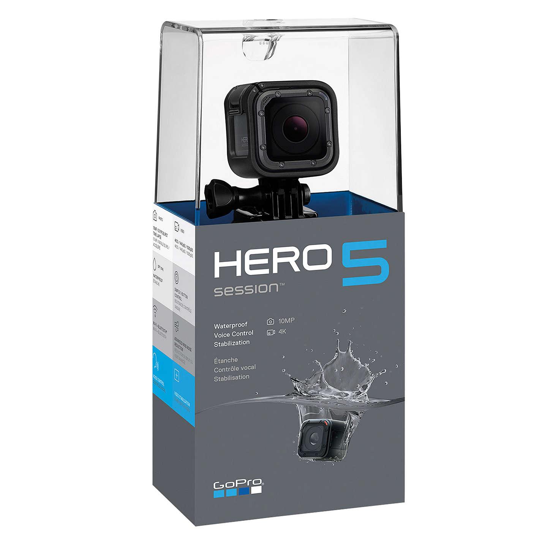 GoPro HERO5 Session Camcorder, 4K Ultra HD, 10MP, Wi-Fi, Waterproof £139 John Lewis