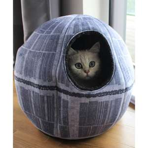 Pre order the Death Star Pet Cave and Get £5 off with Code @ I Want One of Those