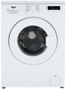 Bush WMDF612W Free Standing 6KG 1200 Spin Washing Machine A++ White £143.99 Delivered w/code @ Argos eBay
