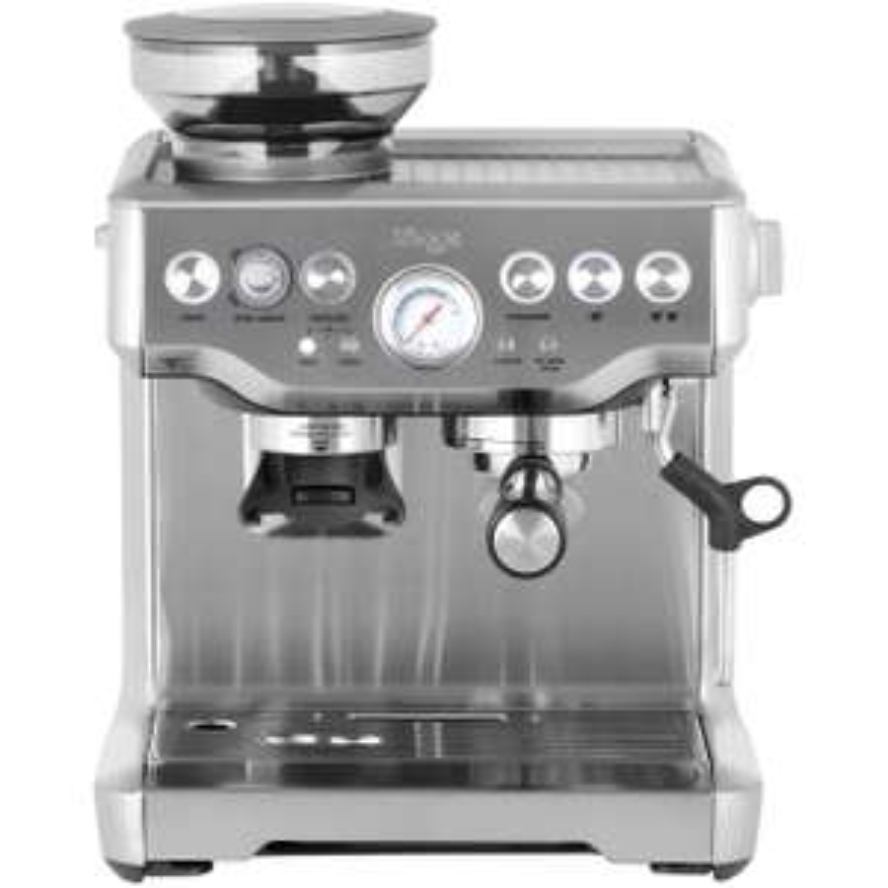 Sage Barista Express BES875UK Espresso Coffee Machine with Integrated Burr Grinder - £449 @ AO.com