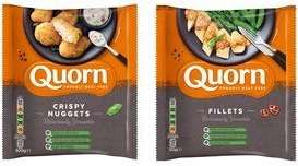 Quorn Meat Free Chicken Fillets 6 per pack 312g and Chicken Style Nuggets 300g Reduced to £1 @ Morrisons