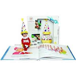 Elf on a Shelf Birthday Edition £2.95 The Entertainer (spend £10 for free c&c or £3.99 p&p)