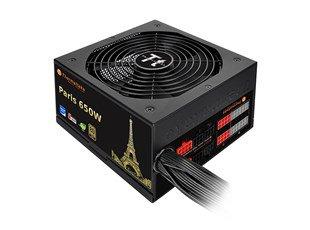 Thermaltake Paris 650W Modular 80+ Gold PSU - £67.99 at CCLOnline Deals