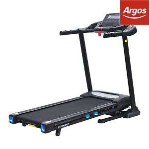Roger Black Gold Plus Treadmill £339.94 delivered with code at  Argos on eBay