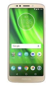 Sim Free Motorola Moto G6 - Gold £152 @ Argos ebay
