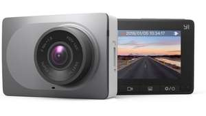 Yi 2.7 Dash Cam 1080p60 £31.99 Sold by YI Official Store UK and Fulfilled by Amazon