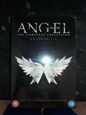 Angel - Complete Season 1-5 (New Packaging) £0.67p Amazon Glitch?