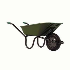 90L Polypropylene Pneumatic Wheelbarrow £30 (was £37) - Click&Collect ONLY @ Wickes
