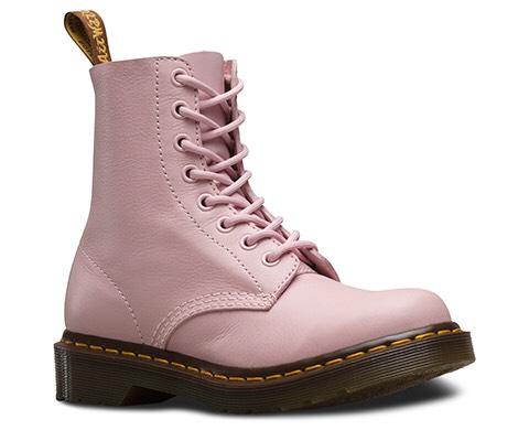 Dr Martens Pascal Virginia 1460 Bubblegum Pink/Purple Heather only - £60 del Dr Martens