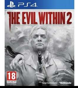 The evil within 2 (used) Xbox one £8.09 @ musicMagpieStore/ The evil within (used) Xbox one £4.89 @ Amazon sold by musicMagpie