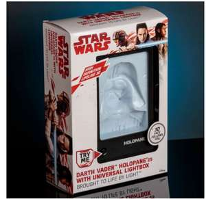 Star Wars Darth Vader light box 99p / £3.94 delivered  @ Hawkins Bazzaar