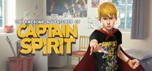 The Awesome Adventures of Captain Spirit Free short game in the same universe as Life Is Strange (Steam Xbox & PS4)