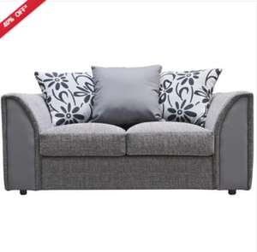 Dallas Compact 2 Seater Sofa £195.94 delivered @ Argos /eBay