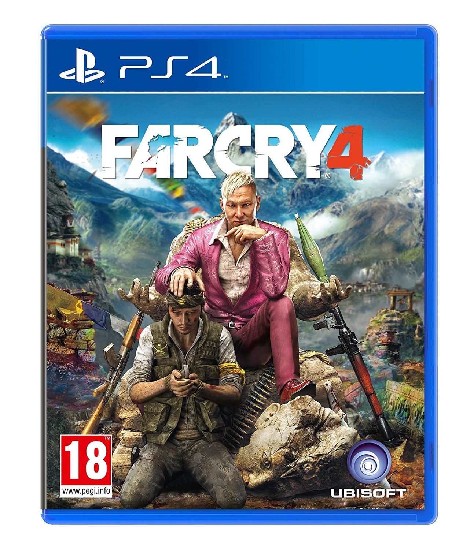 Far Cry 4 Standard PS4 - £8.99 on Amazon delivered Prime £11.98 Non Prime