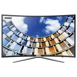 Samsung UE49M6320 49in M6320 Curved Full HD Smart TV with TV Plus £399 @ Tesco