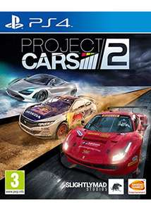 Project Cars 2 (PS4) £14.99 Delivered @ Base