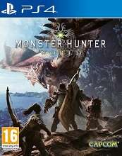 Monster Hunter World (PS4/Xbox One) £18 Delivered (Ex-Rental) @ Boomerang