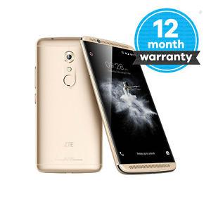Refurb ZTE Axon 7 Mini - 32GB - Gold (Unlocked) Smartphone Pristine (A) £98.99 @ Music magpie / Ebay