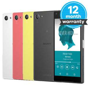 Sony Xperia Z5 Compact 32GB - Black - Vodafone - good £98.99 @ Music magpie / ebay