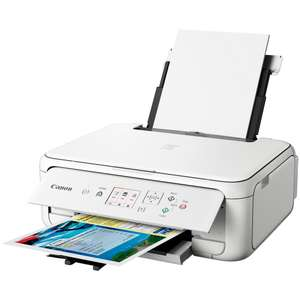 Canon PIXMA TS5151  All-in-One Wireless Wi-Fi Printer, White for £12.99 @ John Lewis (C&C £2 or P&P £3.50) - 2 year guarantee