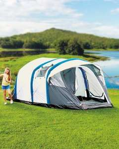 Adventuridge 4 Person Family air tent £129.99 Aldi - free delivery - from Thurs 28th