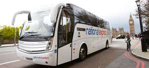 National Express 40% Off Travel (Better than Young Persons Card) w/ NUS