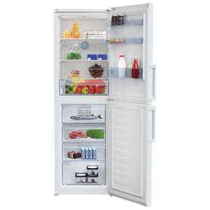 BEKOCFP1691W large 50/50 Fridge/Freezer just £309.00 at John Lewis - with free delivery and 2 year warranty included!  £15 disposal for old appliance is cheap too.