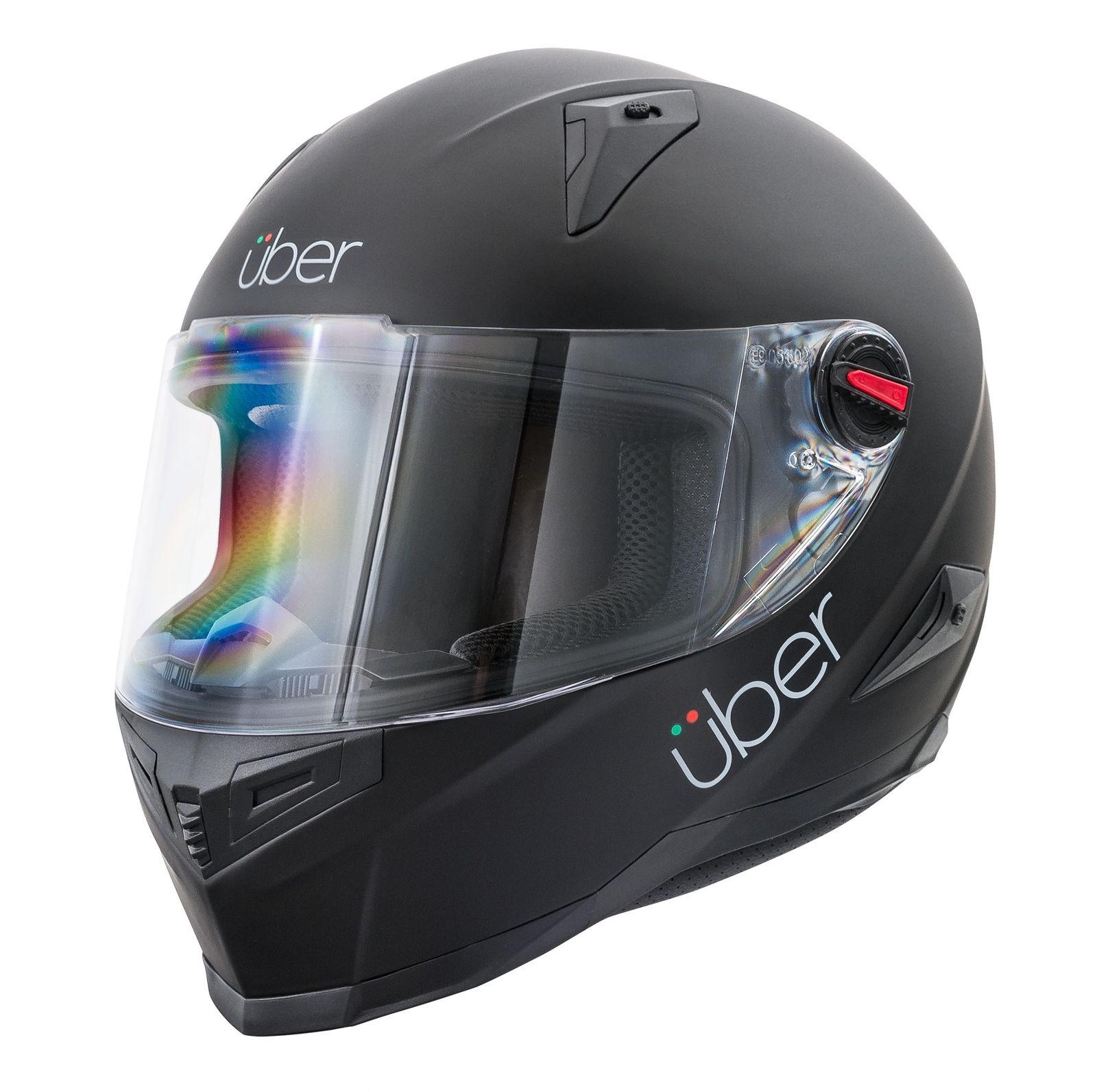 Uber Mugello ACU Gold approved Motorcycle helmet, was £74.99 now £28.21 @ demontweeksoutlet / eBay