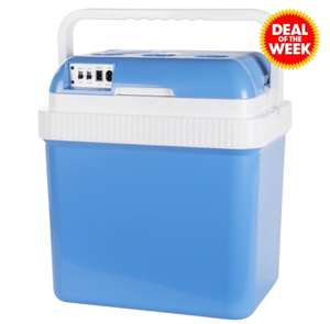 Car/ van Hot or Cold Electric Cool Box 24L £29.99 delivered at JTF