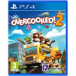 Overcooked! 2 (PS4/Xbox One) £17.85 (Switch) £25.85 Delivered (Preorder) @ Base