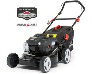 Florabest Briggs & Stratton Petrol Mower with 3 Year Warranty £139 at Lidl.