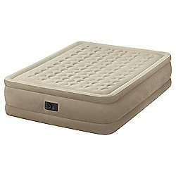 Intex Dura-Beam Raised Pillow Top King Size Air Bed with Pump £27 @ Tesco Direct (Free C&C)