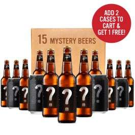 30 beers for £30 plus free delivery - BOGOF @ Beer Hawk (Past BBE or damaged labels - fine to drink)