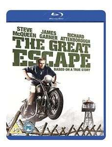 The Great Escape [Blu-ray] [1963] £5.99 delivered @ The Entertainment Store / Ebay