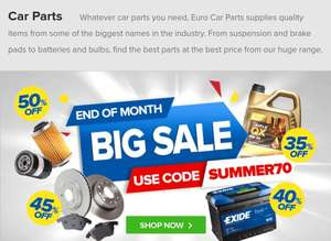 Euro Car Parts Sale And Of Month Sale Using Code Eurocarparts
