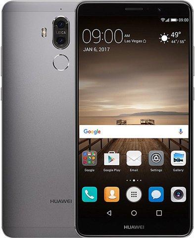Huawei Mate 9 64GB Space Gray Unlocked Grade B - £220 CeX