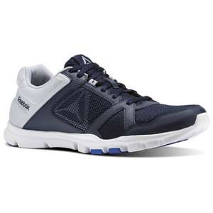 (Half price) YOURFLEX TRAIN 10 MT Trainers £21.43 Including delivery @ Reebok (plus cashback)
