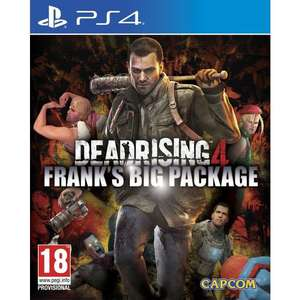 [PS4] Dead Rising 4: Frank's Big Package - £14.99 - Coolshop