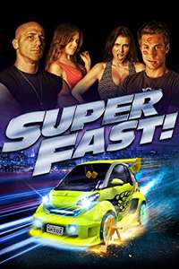 Superfast Digital SD Purchase - 99p @ Amazon Video