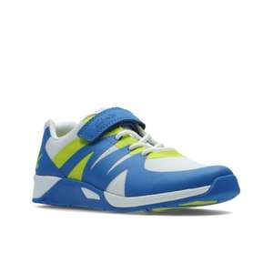 Trace Step Jnr - F Fit or G Fit £12 FREE STANDARD DELIVERY @ Clarks outlet