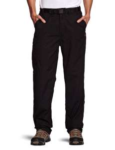 Craghoppers Men's Classic Kiwi Trousers  - from £18 Various sizes/colours @ Amazon (Non Prime add £4.49 P&P if under £20)
