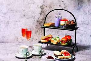 Afternoon Tea & Prosecco for 2 @ Malmaison - 13 Locations £29.95 at Wowcher