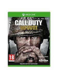 Good price for a brand new copy - Xbox One Call of Duty: World War 2 £28.99 @ Very
