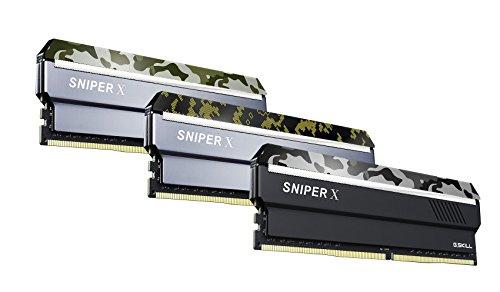 G.Skill Sniper X 32GB (4x8GB) DDR4 3600MHz - @ Amazon.de (OOS) - £228.30