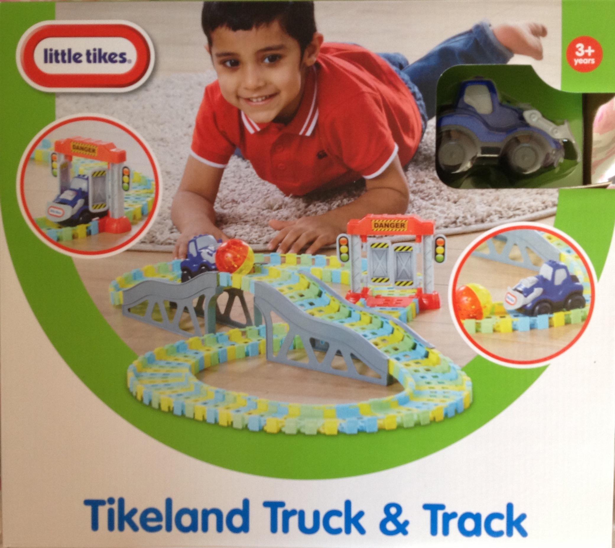Little Tikes Tikeland Truck and Track set instore @ Asda Gorseinon - £5