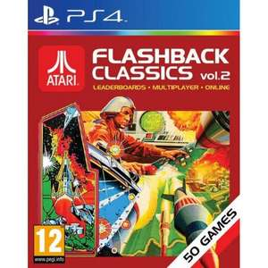 Atari Flashback Classics Vol 2 *NEW* [PS4] £6.95 including FREE delivery @ The Game Collection