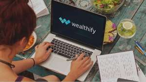 Wealthify (Aviva) fee free for 12 months - invest as little as £1