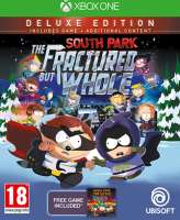 South Park: The Fractured But Whole Deluxe Edition & Normal Edition (PS4 & Xbox One) £17.99 Delivered @ GAME