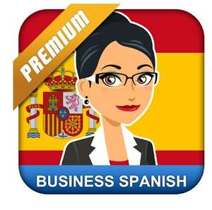 MosaLingua Business Spanish was £4.99 now FREE on Google Play